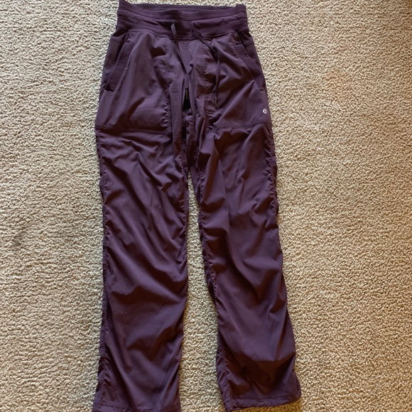 116fb1ed51 lululemon athletica Pants | Lululemon Dance Studio Pant Iii Size 4r ...